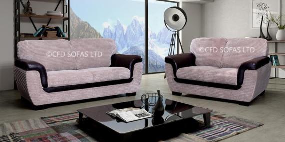Richmond Sofa 3 + 2